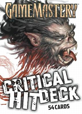 Critical Hit Deck By Paizo Publishing, LLC (COR)